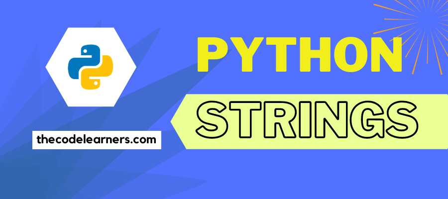 Python Strings - Escape codes, string concatenation, accessing strings
