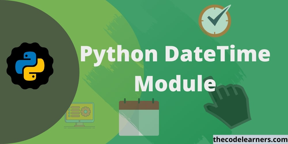 Python DateTime, Strftime, Strptime and string to DateTime conversion
