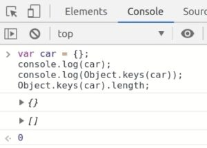 Javascript Advance Object Operations with examples | creating empty object and checking contains
