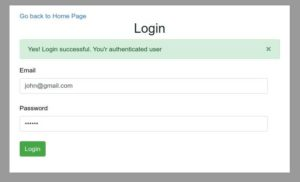 Laravel Livewire - Learn by examples | Login Form